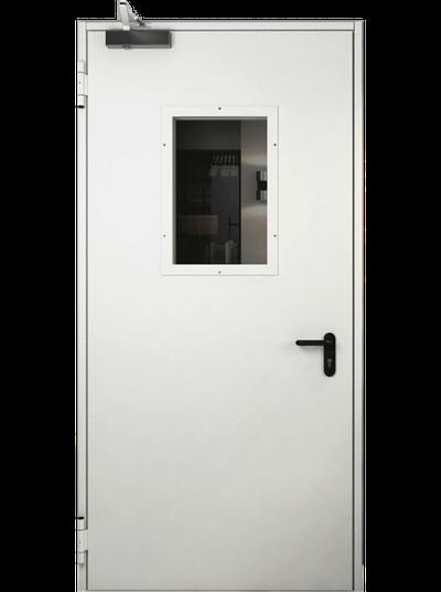 Priešgaisrinės plieninės durys 2